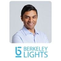 Anupam Singhal | Sr. Product Manager, Antibody Discovery | Berkeley Lights » speaking at Festival of Biologics USA