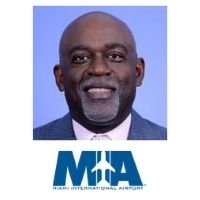 Maurice Jenkins | Chief Information Officer | Miami International Airport » speaking at Contactless Journey