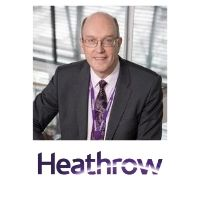Chris Garton | Chief Solutions Officer | Heathrow Airport Ltd » speaking at Contactless Journey