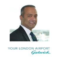 Abhi Chacko | Director of Innovation | Gatwick Airport » speaking at Contactless Journey