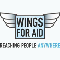Wings For Aid at The Commercial UAV Show 2020