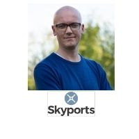 Jef Geudens | Head of Deliveries | Skyports » speaking at UAV Show