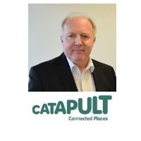 Mr Andrew Chadwick | Technology Initiative Manager - Aviation | Connected Places Catapult » speaking at UAV Show
