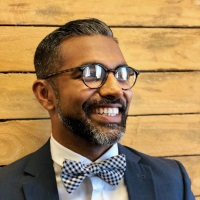 Nesh Sooriyan, Venture Partner and Entrepreneur in Residence, Accelerating Asia