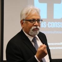 Alok Jain   Managing Director   Trans-Consult Asia » speaking at MOVE Asia Virtual