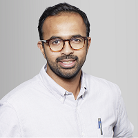 Ramu Nair, Head of Business Operations, INVERS GmbH