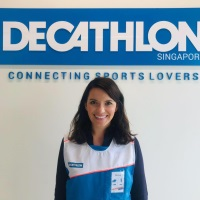 Felicia Rave | Ecommerce Operations & Digital Transformation Leader | Decathlon Singapore Pte Ltd » speaking at Home Delivery Asia