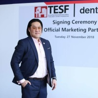 Samart Benjamin Assarasakorn | Executive Secretary | Thailand eSports Federation » speaking at Telecoms World Asia