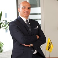 Hatem Sleiman | Regional Vice President – Middle East | Western Union » speaking at Seamless Future of Fintec