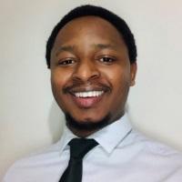 Vicent Mbonye   iTEACH Coordinator   Mancosa » speaking at EduTech Africa