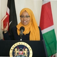 Nadia Ahmed   Chief Administrative Secretary   Ministry of ICT, Innovation & Youth Affairs » speaking at EduTech Africa
