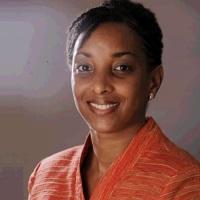 Linda Nanan Vallee   Lecturer and Researcher  Executive Director   Ecole Supérieure Africaine des Technologies de l'Information et de la Communication, » speaking at EduTech Africa