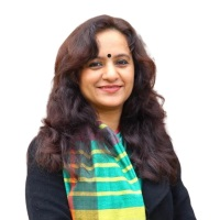 Neha Sharma at EDUtech India Virtual 2021
