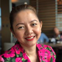 Mirah Agus at Digital Practice Summit 2021