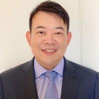 Nelson Ng at Accounting & Finance Show Malaysia 2021