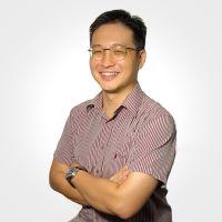 Jay Shong at Accounting & Finance Show Malaysia 2021