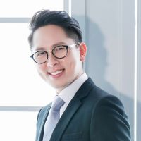 Yunandar Yu at Accounting & Finance Show Malaysia 2021