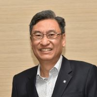 Gabriel Low at Accounting & Finance Show Malaysia 2021