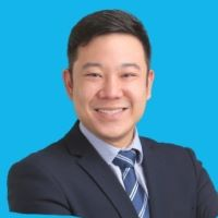 Lennie Leong at Accounting & Finance Show Malaysia 2021