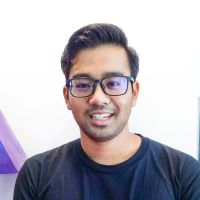 Amirul Mokhtar at Accounting & Finance Show Malaysia 2021