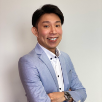 Ethan Cheong at Accounting & Finance Show Malaysia 2021