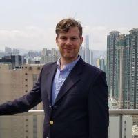 Andrew Barclay at Accounting & Finance Show Hong Kong 2021