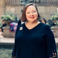 Kimberly Ann Dasse at Accounting & Finance Show Hong Kong 2021