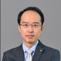 Collin Jin at Accounting & Finance Show Hong Kong 2021