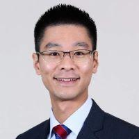 James Lui at Accounting & Finance Show Hong Kong 2021