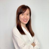 Isabel Chiang at Accounting & Finance Show Hong Kong 2021