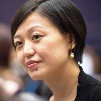 Jessie Qiu at Accounting & Finance Show Hong Kong 2021