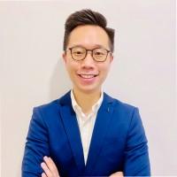 Aaron Pang at Accounting & Finance Show Hong Kong 2021