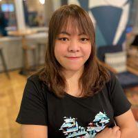 Ada Lam at Accounting & Finance Show Hong Kong 2021