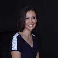 Kyelie Baxter at Accounting & Finance Show Hong Kong 2021