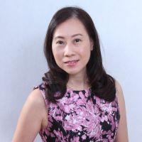 Winnie Ng at Accounting & Finance Show Hong Kong 2021