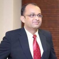 Rizwan Khan at Accounting & Finance Show Hong Kong 2021