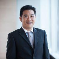Ray Ng at Accounting & Finance Show Hong Kong 2021