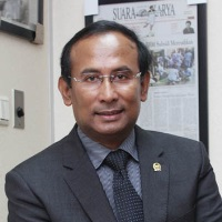Satya Widya Yudha | Member of the Board | National Energy Council of the Republic of Indonesia » speaking at MOVE EV Virtual