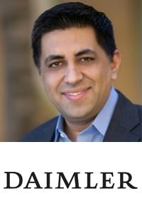 Rakesh Aneja | Head of eMobility | Daimler Trucks North America » speaking at MOVE America