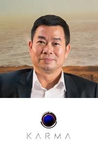 Lance Zhou | CEO | Karma Automotive » speaking at MOVE America