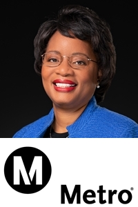 Stephanie Wiggins   Chief Executive Officer   Metrolink » speaking at MOVE America