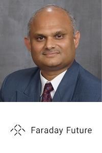 Shyam Sundar | Sr. Director of Product Management | Faraday Future » speaking at MOVE America
