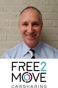 Andrew Gaeta | Director of Fleet | Free2Move Carsharing » speaking at MOVE America