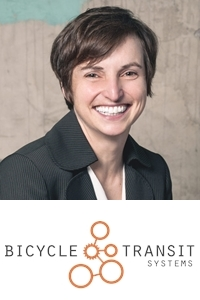 Alison Cohen | President And Chief Executive Officer | Bicycle Transit Systems » speaking at MOVE America