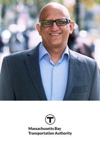 Vikram Dogra | Deputy Chief of Capital Programs | Massachusetts Bay Transportation Authority » speaking at MOVE America