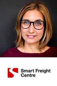 Eszter Toth-Weedon | Partnerships Director | Smart Freight Centre » speaking at MOVE America