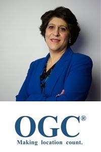 Nadine Alameh | Chief Executive Officer | Open GeoSpatial Consortium » speaking at MOVE America