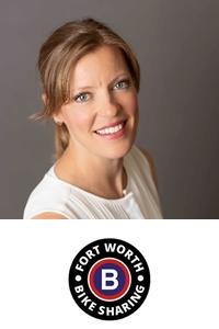 Jennifer Grissom | Executive Director | Fort Worth Bike Sharing » speaking at MOVE America