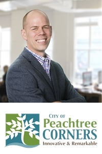 Brandon Branham | Assistant City Manager / Chief Technology Officer | City of Peachtree Corners » speaking at MOVE America