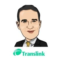 David Barnett | General Manager, Engineering | Translink » speaking at SPARK-H